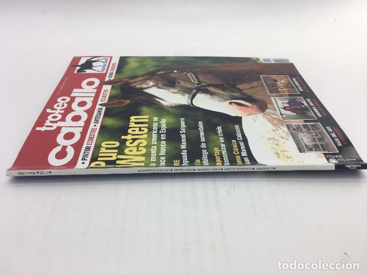 Coleccionismo deportivo: REVISTA TROFEO CABALLO - Nº 115 MARZO 2009 - Foto 10 - 108401655