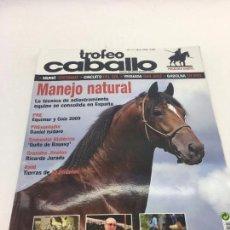 Coleccionismo deportivo: REVISTA TROFEO CABALLO - Nº 117 MAYO 2009. Lote 108402899