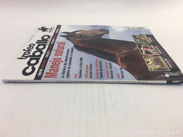 Coleccionismo deportivo: REVISTA TROFEO CABALLO - Nº 117 MAYO 2009 - Foto 10 - 108402899