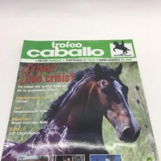 Coleccionismo deportivo: REVISTA TROFEO CABALLO - Nº 114 - FEBRERO 2009. Lote 108403327