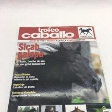 Coleccionismo deportivo: REVISTA TROFEO CABALLO - Nº 113 - ENERO 2009. Lote 108404363