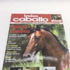 Coleccionismo deportivo: REVISTA TROFEO CABALLO - Nº 108 - AGOSTO 2008. Lote 108404623