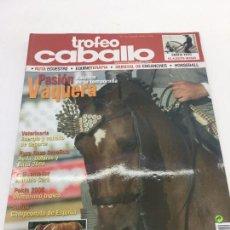 Coleccionismo deportivo: REVISTA TROFEO CABALLO - Nº 110 - OCTUBRE 2008. Lote 108404799