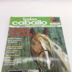 Coleccionismo deportivo: REVISTA TROFEO CABALLO - Nº 109 - SEPTIEMBRE 2008. Lote 108404991