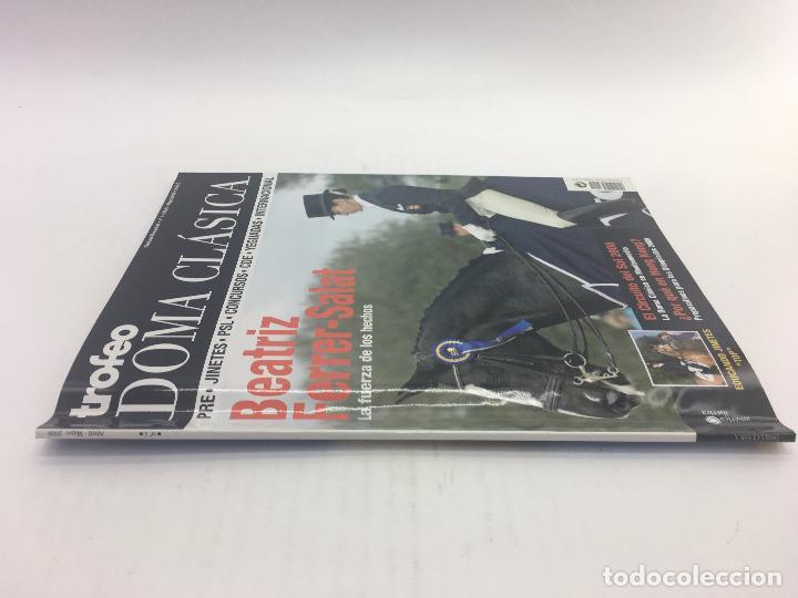 Coleccionismo deportivo: REVISTA TROFEO DOMA CLASICA - Nº 1 - ABRIL-MAYO 2008 - Foto 5 - 108406671