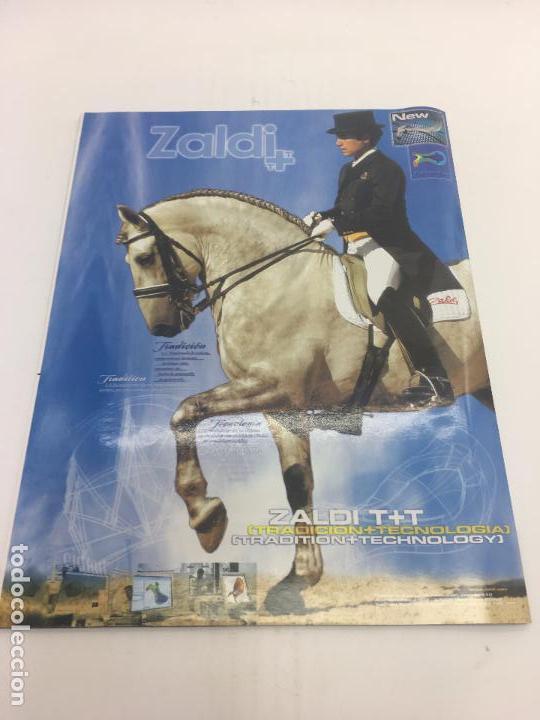 Coleccionismo deportivo: REVISTA TROFEO DOMA CLASICA - Nº 1 - ABRIL-MAYO 2008 - Foto 6 - 108406671