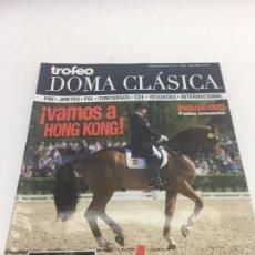 Coleccionismo deportivo: REVISTA TROFEO DOMA CLASICA - Nº 2 - JUNIO - JULIO 2008. Lote 108407679