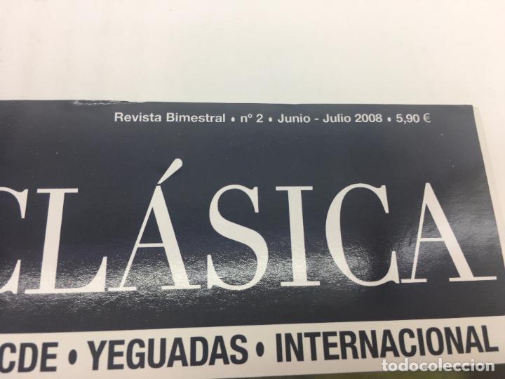 Coleccionismo deportivo: REVISTA TROFEO DOMA CLASICA - Nº 2 - JUNIO - JULIO 2008 - Foto 2 - 108407679