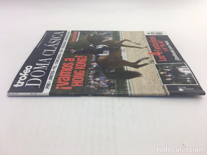 Coleccionismo deportivo: REVISTA TROFEO DOMA CLASICA - Nº 2 - JUNIO - JULIO 2008 - Foto 5 - 108407679