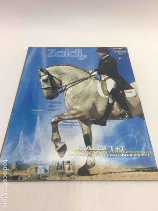 Coleccionismo deportivo: REVISTA TROFEO DOMA CLASICA - Nº 2 - JUNIO - JULIO 2008 - Foto 6 - 108407679