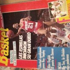 Coleccionismo deportivo: REVISTA SUPER BASKET NÚMERO 6 1989. Lote 108736827