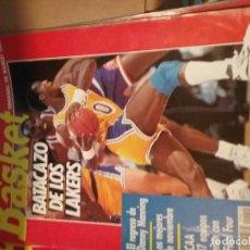 Coleccionismo deportivo: REVISTA SUPER BASKET NÚMERO 10 1989. Lote 108737147