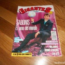 Coleccionismo deportivo: GIGANTES DEL BASKET Nº 317 - EN PORTADA SABONIS POSTER KENNY WALKER. Lote 108846151