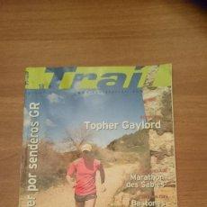 Coleccionismo deportivo: REVISTA TRAIL Nº 18- MAYO JUNIO 2008-. Lote 109275451