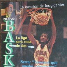 Collectionnisme sportif: NUEVO BASKET Nº 80. OCTUBRE 1982. ANTONIO SERRA, GIGANTES EUROPA, MUNDOBASKET 82, NBA, CANTU. Lote 109865939