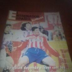 Coleccionismo deportivo: EL ENTRENADOR ESPAÑOL FÚTBOL Nº 72 MARZO 1997. EST13B3. Lote 110288547