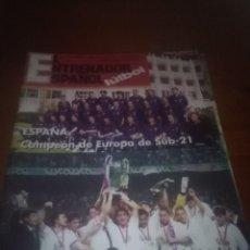 Coleccionismo deportivo: EL ENTRENADOR ESPAÑOL DE FÚTBOL. Nº 77. JULIO 1998. EST13B3. Lote 110289047