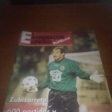Coleccionismo deportivo: EL ENTRENADOR ESPAÑOL DE FÚTBOL. Nº 75. DICIEMBRE 1997. EST13B3. Lote 110289899