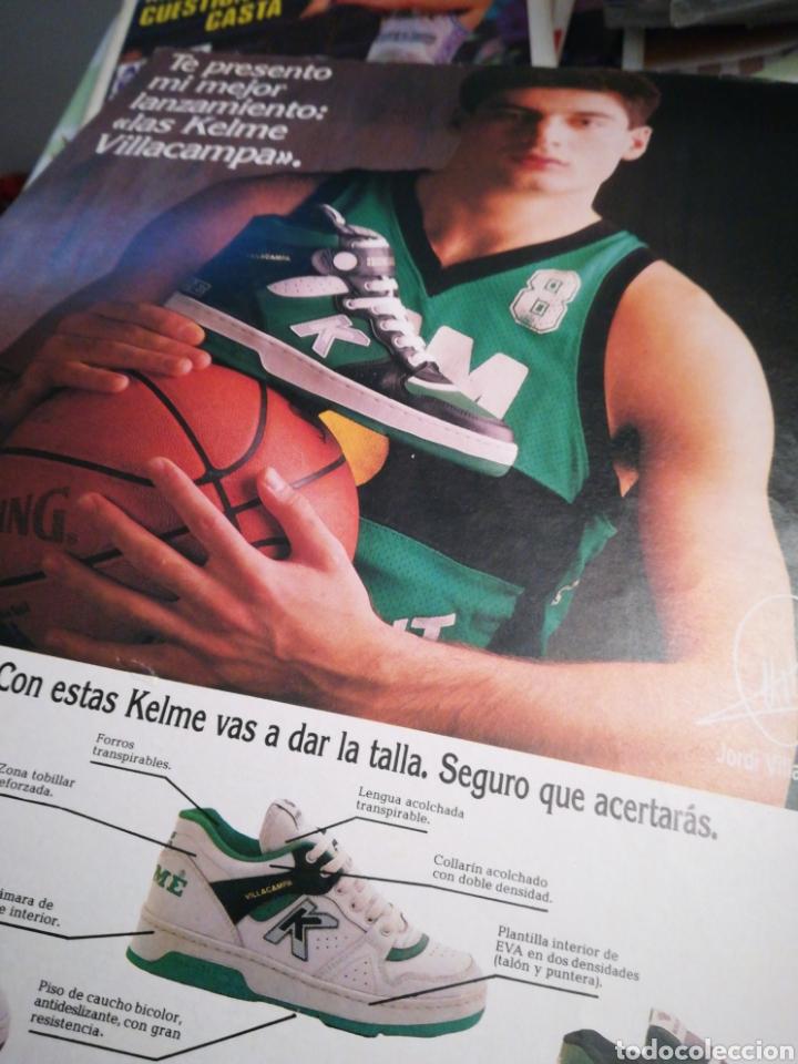 Coleccionismo deportivo: Gigantes del Basket ¡ Que viene Petrovic ! Número 122 7 marzo 1988 - Foto 2 - 111114115