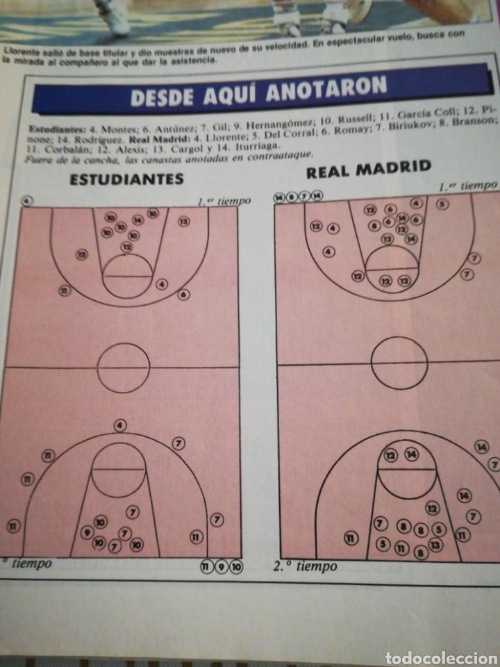 Coleccionismo deportivo: Gigantes del Basket ¡ Que viene Petrovic ! Número 122 7 marzo 1988 - Foto 3 - 111114115