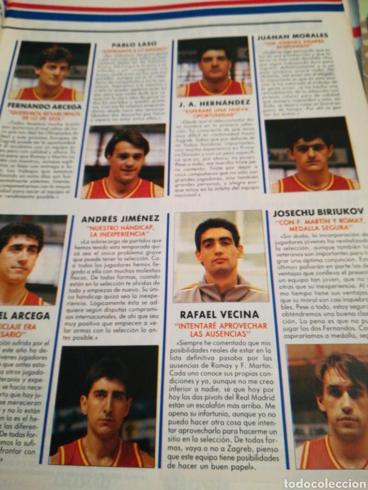 Coleccionismo deportivo: Gigantes del Basket los bad mejor que los Lakers número 189 19 junio 1989 - Foto 2 - 111114499