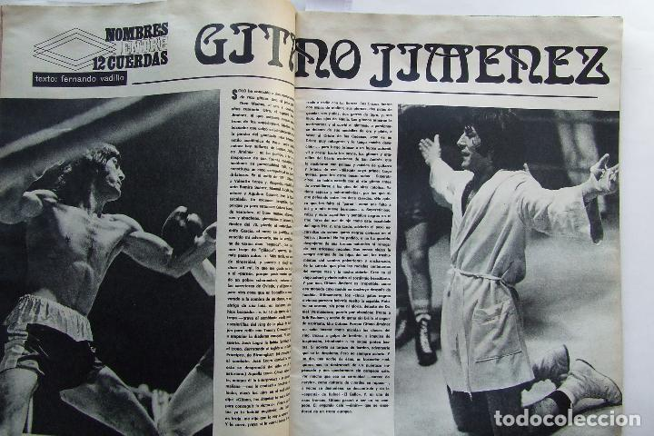 Coleccionismo deportivo: DEPORTE 2000 64 REAL MADRID BALONCESTO BOXEO GITANO JIMENEZ HOCKEY HIERBA MONTJUICH ATLETICO - Foto 3 - 111613619