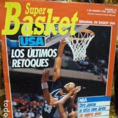 Coleccionismo deportivo: SUPER BASKET . Lote 111855687