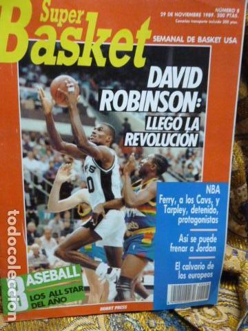 SUPER BASKET (Coleccionismo Deportivo - Revistas y Periódicos - otros Deportes)