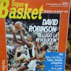 Coleccionismo deportivo: SUPER BASKET . Lote 111855843