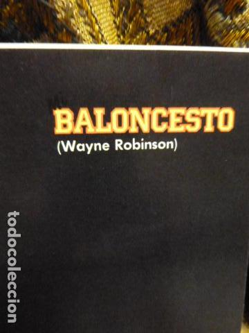 Coleccionismo deportivo: MI BALONCESTO - ANTONIO DIAZ -MIGUEL -FASCICULO N.1 CON POSTER - Foto 3 - 111878999