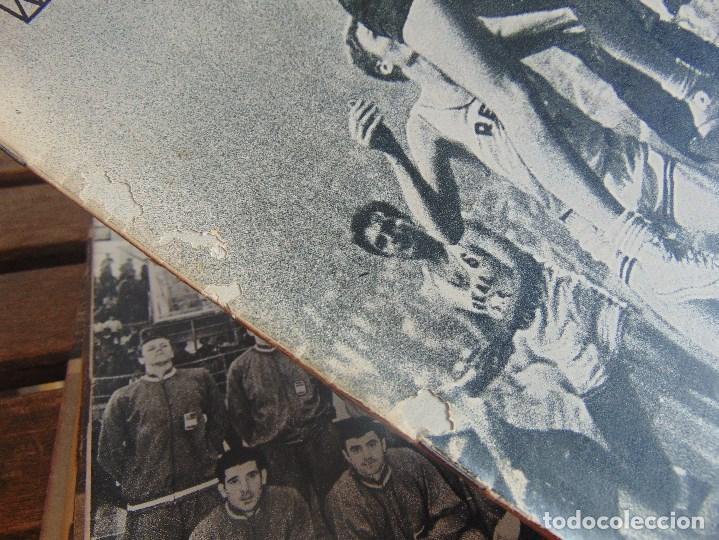 Coleccionismo deportivo: 8 REVISTA DE BALONCESTO REBOTE AÑO 1969 DE MAYO A DICIEMBRE - Foto 2 - 112393199