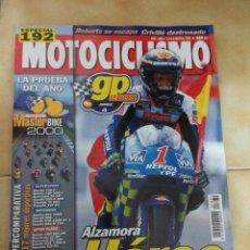 Coleccionismo deportivo: REVISTA MOTOCICLISMO N°1680 ESPECIAL MASTERBIKE 2000. Lote 112432211