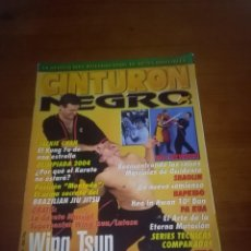 Coleccionismo deportivo: REVISTA CINTURÓN NEGRO. Nº 96. B12R. Lote 112766303