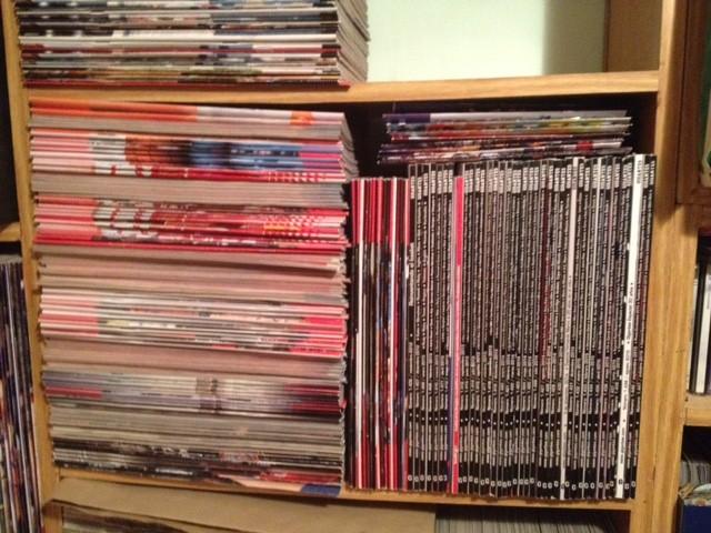 Coleccionismo deportivo: COLECCION COMPLETA REVISTA GIGANTES DEL BASKET !!! Todo lo publicado - Foto 2 - 2840116