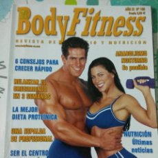 Coleccionismo deportivo: REVISTA BODYFITNESS N°108. Lote 113209919