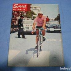 Coleccionismo deportivo: REVISTA DE CICLISMO SPRINT AÑOS 60. Lote 113224423