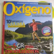 Coleccionismo deportivo: REVISTA OXIGENO N°31. Lote 113228203