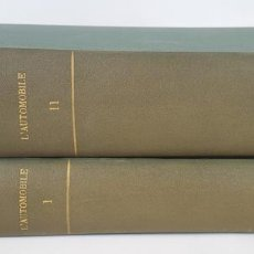 Coleccionismo deportivo: L´AUTOMOBILE SPORT MÉCANIQUE. 36 EJEMPLARES EN 2 TOMOS. 1965/1966.. Lote 113476195