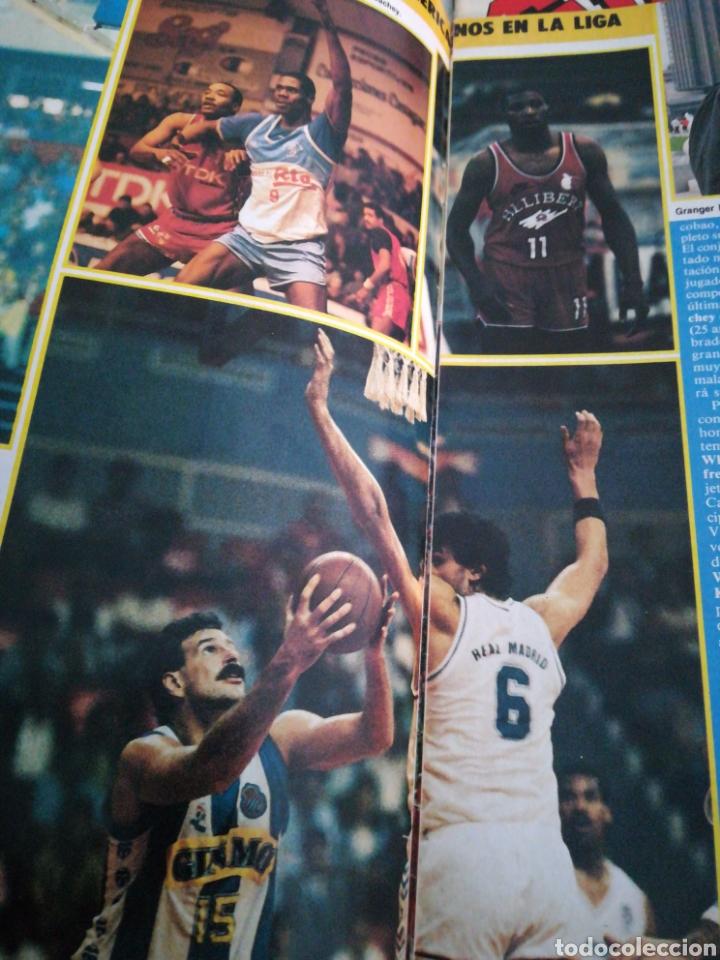 Coleccionismo deportivo: Gigantes del basket 24 agosto 1987 número 94 Extranjeros en España , dinero y espectáculo - Foto 2 - 113588796