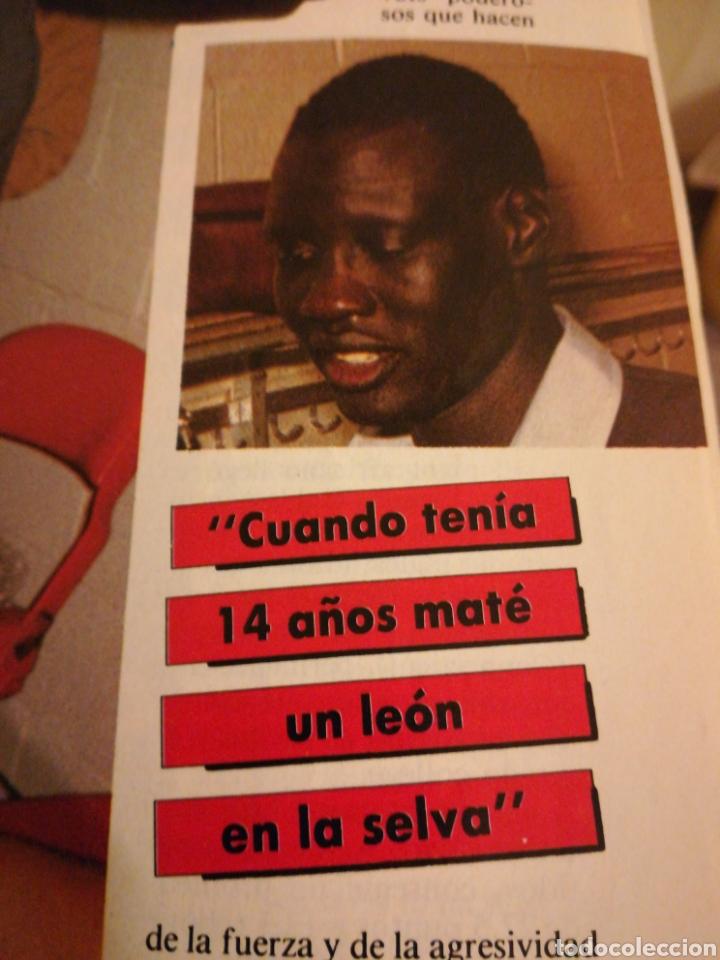 Coleccionismo deportivo: Gigantes del Basket Corbalan Manute Bol número 6 Diciembre 1985 - Foto 5 - 113699738