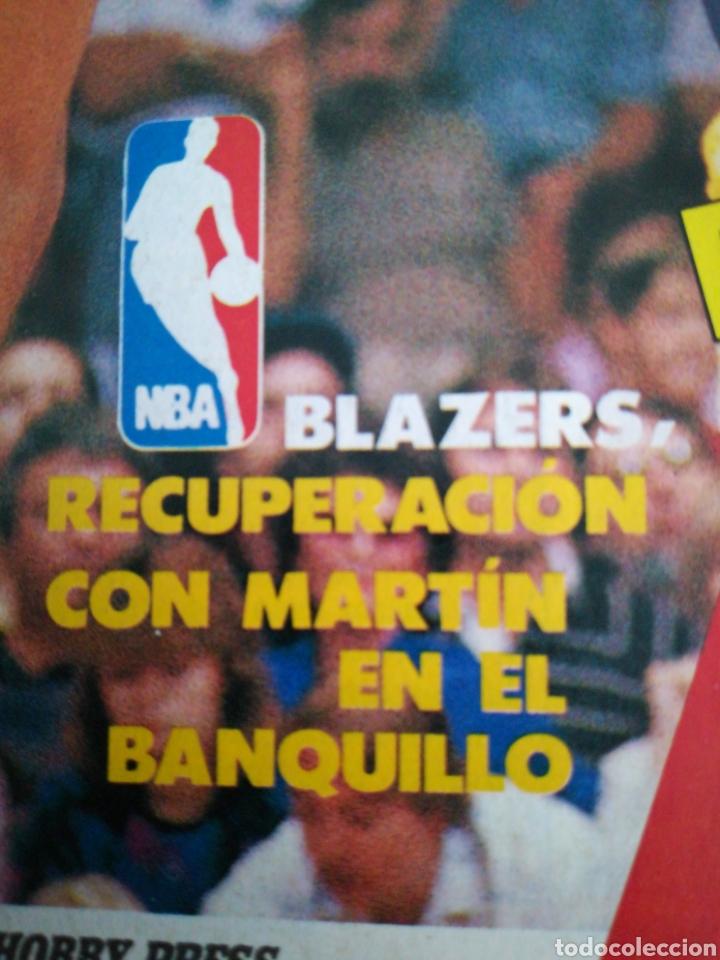 Coleccionismo deportivo: Gigantes del basket rodney McCray número 56 Diciembre 1986 - Foto 2 - 113826040