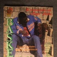 Coleccionismo deportivo: NUEVO BASKET. NO.115 EL REENCUENTRO CON MAGIC ... (A.1983). Lote 114028463