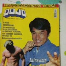 Coleccionismo deportivo: REVISTA DOJO N° 273 CON POSTER JACKIE CHAN. Lote 115140255