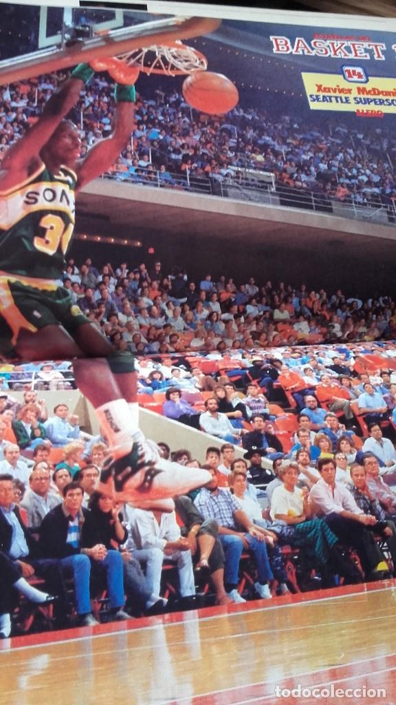 Coleccionismo deportivo: REVISTA ESTRELLAS DE BASKET 16. TOMO CON 15, NUMEROS (31 - 45) 1988. NBA - Foto 6 - 115378099