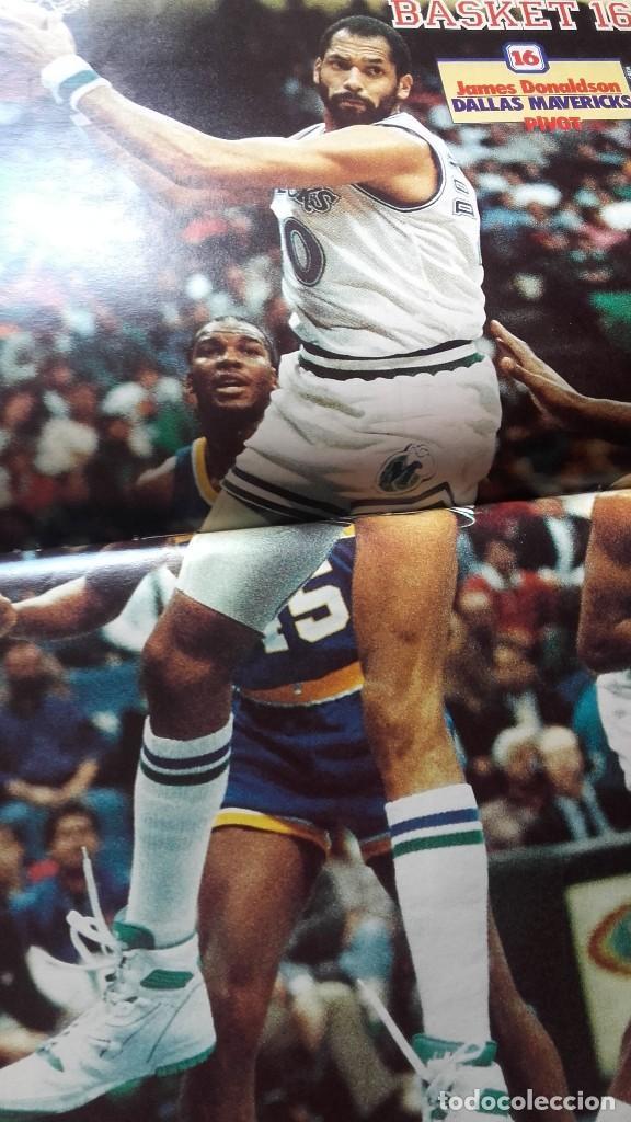 Coleccionismo deportivo: REVISTA ESTRELLAS DE BASKET 16. TOMO CON 15, NUMEROS (31 - 45) 1988. NBA - Foto 7 - 115378099
