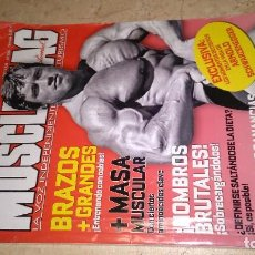 Coleccionismo deportivo: REVISTA MUSCLEMAG , ARNOLD N° 255. Lote 115409123