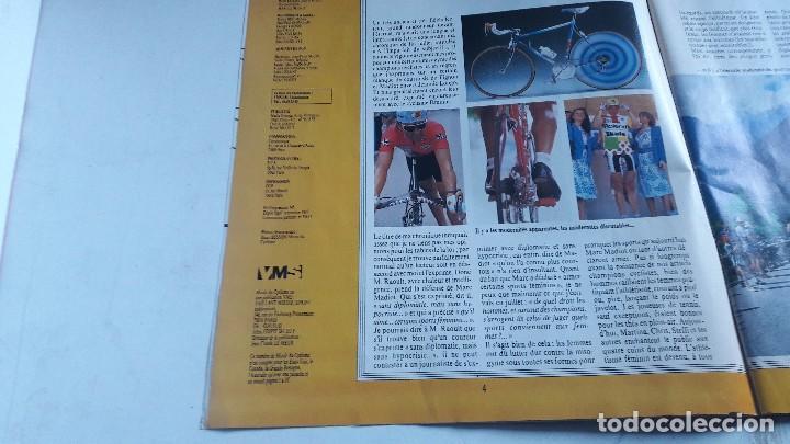 Coleccionismo deportivo: CICLISMO....REVISTA....LE MIROIR DU CYCLISME....N. 399.....1987.. - Foto 2 - 115500275