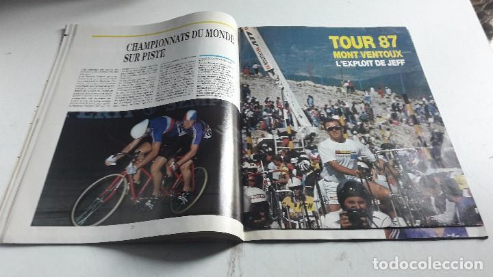 Coleccionismo deportivo: CICLISMO....REVISTA....LE MIROIR DU CYCLISME....N. 399.....1987.. - Foto 4 - 115500275