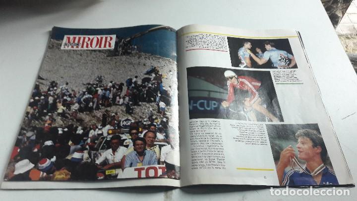 Coleccionismo deportivo: CICLISMO....REVISTA....LE MIROIR DU CYCLISME....N. 399.....1987.. - Foto 6 - 115500275