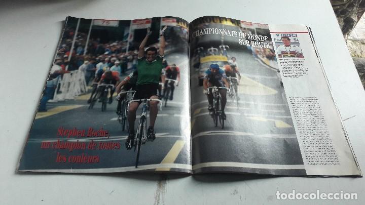 Coleccionismo deportivo: CICLISMO....REVISTA....LE MIROIR DU CYCLISME....N. 399.....1987.. - Foto 7 - 115500275